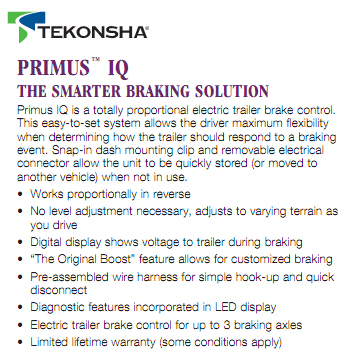 primus iq brake controller instructions